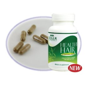 Healthy hair dietary supplement (60 capsules)