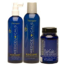 Therapro mediceuticals hair loss set