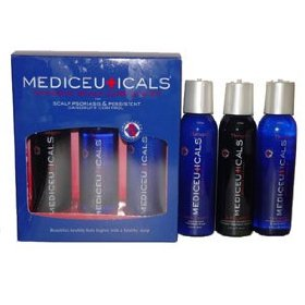 Therapro mediceuticals* scalp psoriasis & persistent dandruff control care system