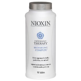 Nioxin recharging complex supplements (select option/size)