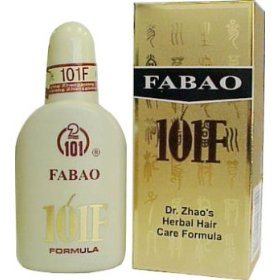Hair loss treatment: fabao 101f