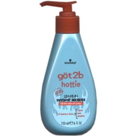 Got 2b hottie leave-in instant mender 6 oz (3 pack)