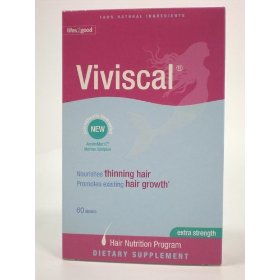 Viviscal Extra Strength dietary supplements are scientifically formulated with the exclusive marine complex AminoMar which helps to nourish thinning hair and promote existing hair growth* from within. These nutrients help nourish your hair during the Anagen phase of the hair growth cycle/5().
