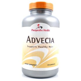 Advecia support healthy hair 120 cap progressive health