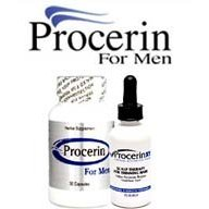 Procerin combo - hair loss vitamins for men