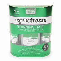 University medical regenetresse thinning hair intensive treatment system 1 system