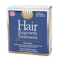 Rite aid hair regrowth treatment 1 ea