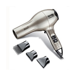 ANDIS Professional Silver 1875 Watts Ceramic Ionic Hair Dryer (Model: ACM-1/82310)