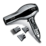 ANDIS Professional Black Chrome 1875 Watts Ceramic Ionic Hair Dryer (Model: ACM-1/82005)