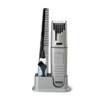 ANDIS Ultra Cordless Rechargeable Trimmer Ideal for Trimming, Touch Ups & Shaping Beards, Mustaches & Necklines (Model: 22635)