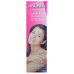 ANDREA Visage Clair Gentle Hair Remover for the Face with Hair Remover 2oz/56g & Soothing Creme 0.5oz/14g