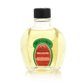 Tres flores three flowers brilliantine ( oil ) 4.0 oz
