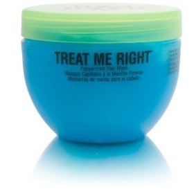 Tigi bed head treat me right peppermint hair mask 8.0 oz