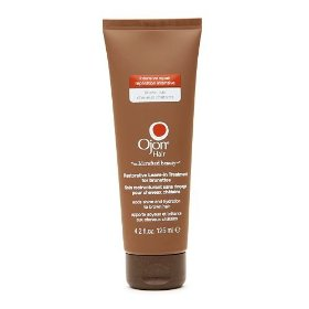 Ojon restorative leave-in treatment for brunettes 4.2 fl oz (125 ml)