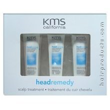 Kms head remedy scalp treatment - 6 x 14ml