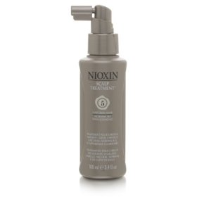 Nioxin scalp treatment for medium/coarse hair system 5, natural hair | normal to thin-looking