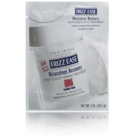 John frieda frizz-ease miraculous recovery deep-conditioning treatment 1.0 oz (travel size)