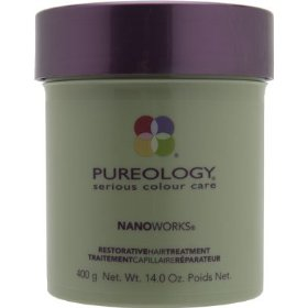 Pureology nanoworks restorative hair treatment