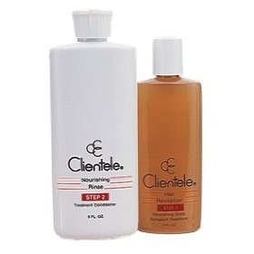 Clientele nourishing rinse/revitalizer
