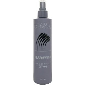 Tres cheveux clarifying hair astringent spray 10.0 oz
