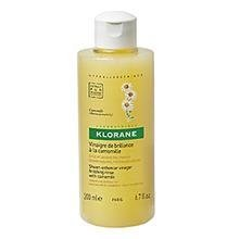 Klorane sheen-enhancer vinegar finishing rinse w/chamomile