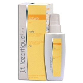 J.f. lazartigue sun protection oil - 3.4 oz.