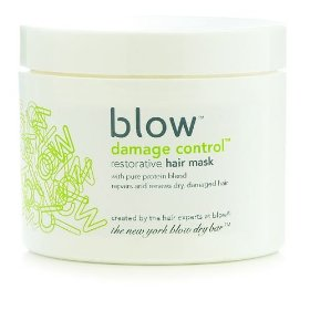 Blow damage control restorative hair mask 4 oz