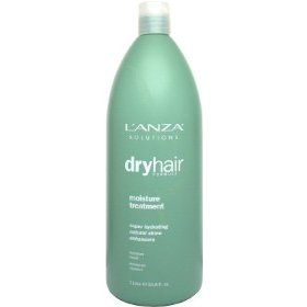 L'anza dry hair formula moisture treatment