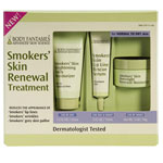 BODY FANTASIES Smoker's Skin Renewal Treatment Kit