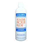 COLORFUL Neutral Protein Filler Hairdressers Color Insurance 16 oz/473 ml