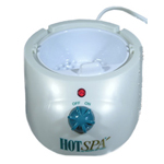 HELEN OF TROY Hot Spa Professional Manicure Lotion Heater Softens Cuticles, Conditions Nails (Model: 61503)