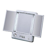 JILBERE DE PARIS Mirror Essence Deluxe Lighted Makeup Mirror 5 X Magnification (Model:JBTM7)