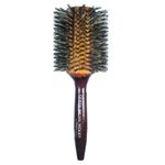 JILBERE DE PARIS Costa Rican Woods Boar Bristle 3.5 inch Round Hair Brush (Model: JBBWCBR35)