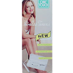 ONE TOUCH Painless Tweeze Hair Removal Face, Eyebrows, Chest, Bikini