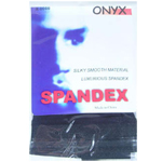 ONIX Spandex Silky Smooth Material Wave Cap Hair Accessory (Model:X-2000 Black)