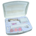 REMINGTON Spa Therapy Collection Manicure/Pedicure Kit with 7 Professional Attachments (Model:MSRC1000)