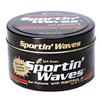 Soft Sheen Sportin Waves Gel Pomade 4.1 oz