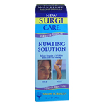 SURGI Gentle Touch Numbing Solution 2oz/50ml (Model:82591)