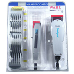 WAHL Professional Mambo Combo Standard Clipper & Cordless Trimmer (Model: 8326-200)