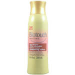 WELLA Biotouch Nutri Care Color Nutrition Reflex Shampoo Shine Lights for Brown Hair with Vitamin E & Cinnamon Oil 8.5oz/250ml