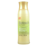 WELLA Biotouch Nutri Care Moisture Nutrition Shampoo Nourishes Normal to Dry Hair with Pro Vitamin B5 & Grape Leaf Extract 8.5oz/250ml