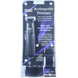 WAHL Professional Rechargeable Trimmer (Model:9925)
